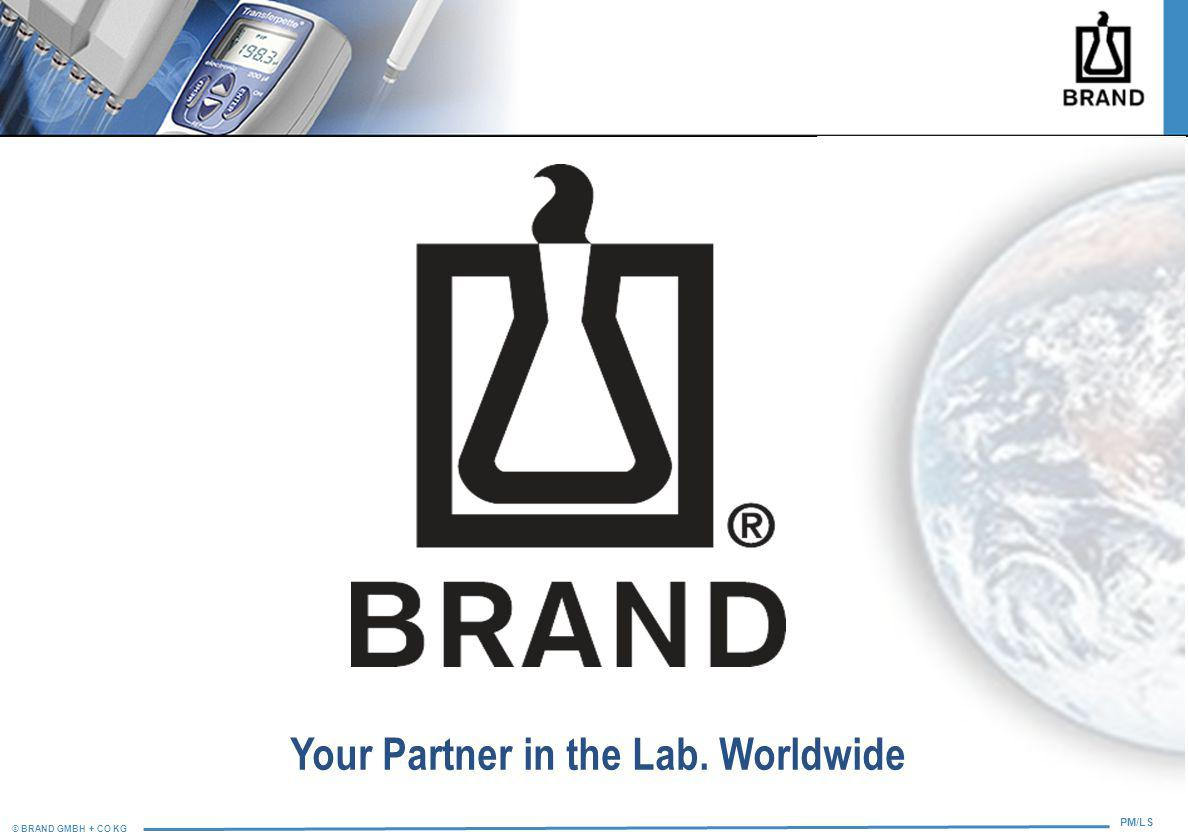 Your Partner in the Lab. Worldwide