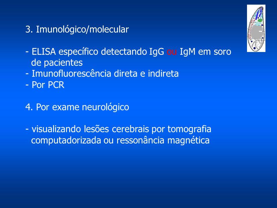 3. Imunológico/molecular