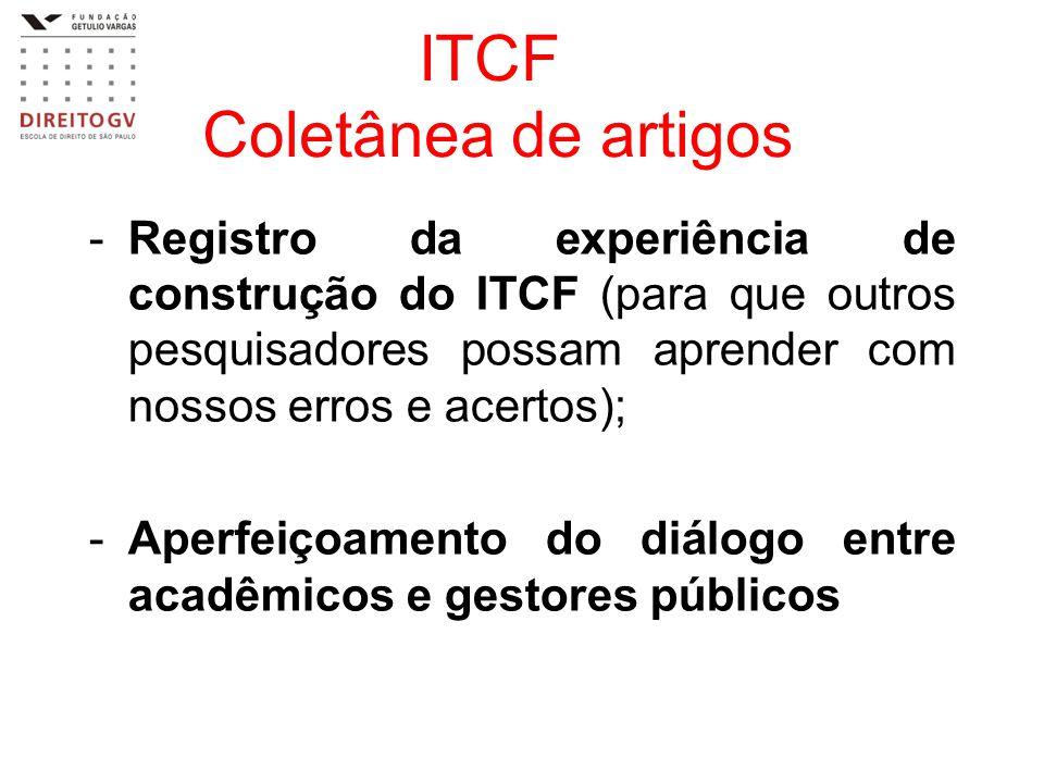 ITCF Coletânea de artigos