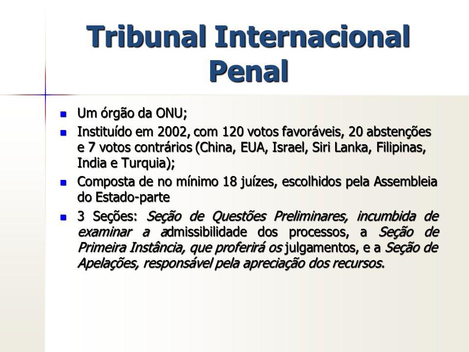 Tribunal Internacional Penal