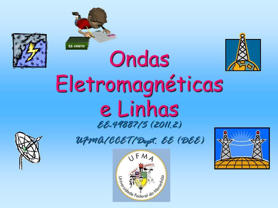 Ondas Eletromagnéticas e Linhas