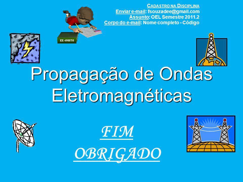 Propagação de Ondas Eletromagnéticas