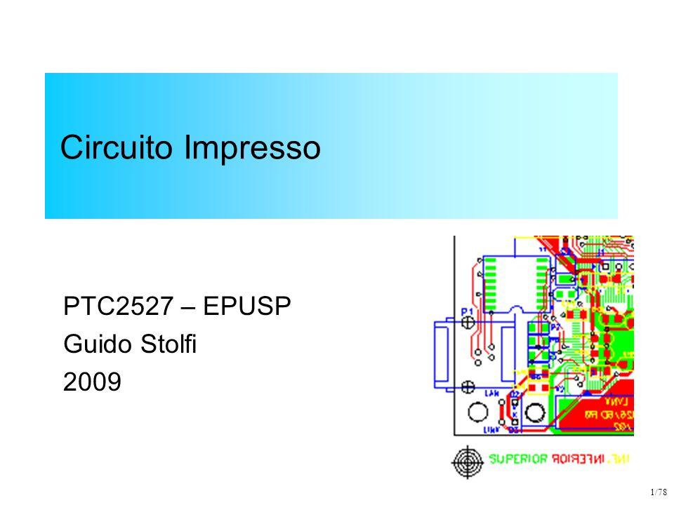 PTC2527 – EPUSP Guido Stolfi 2009