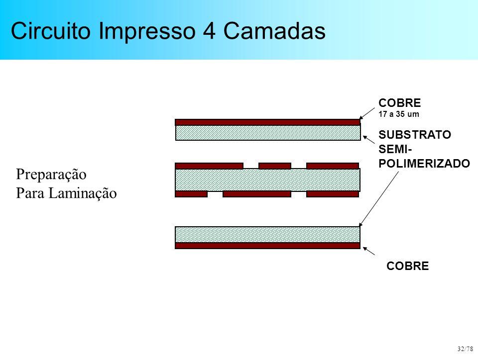 Circuito Impresso 4 Camadas