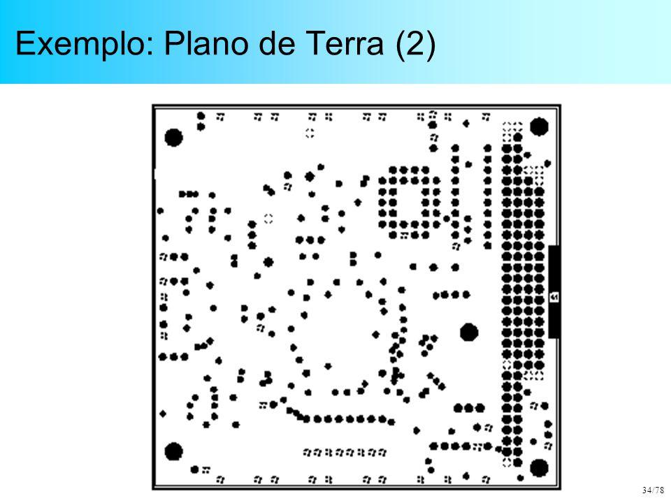 Exemplo: Plano de Terra (2)