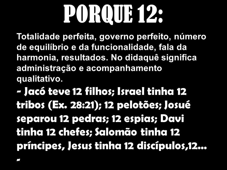 PORQUE 12: