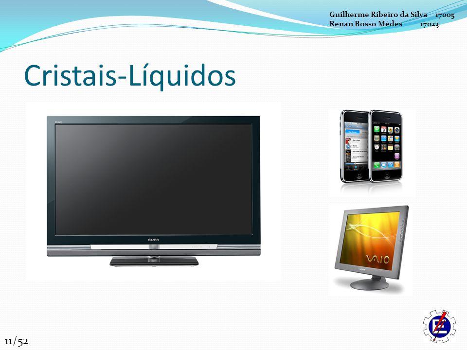 Cristais-Líquidos 11/52 Guilherme Ribeiro da Silva 17005