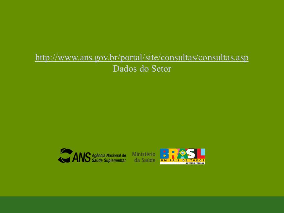 http://www. ans. gov. br/portal/site/consultas/consultas