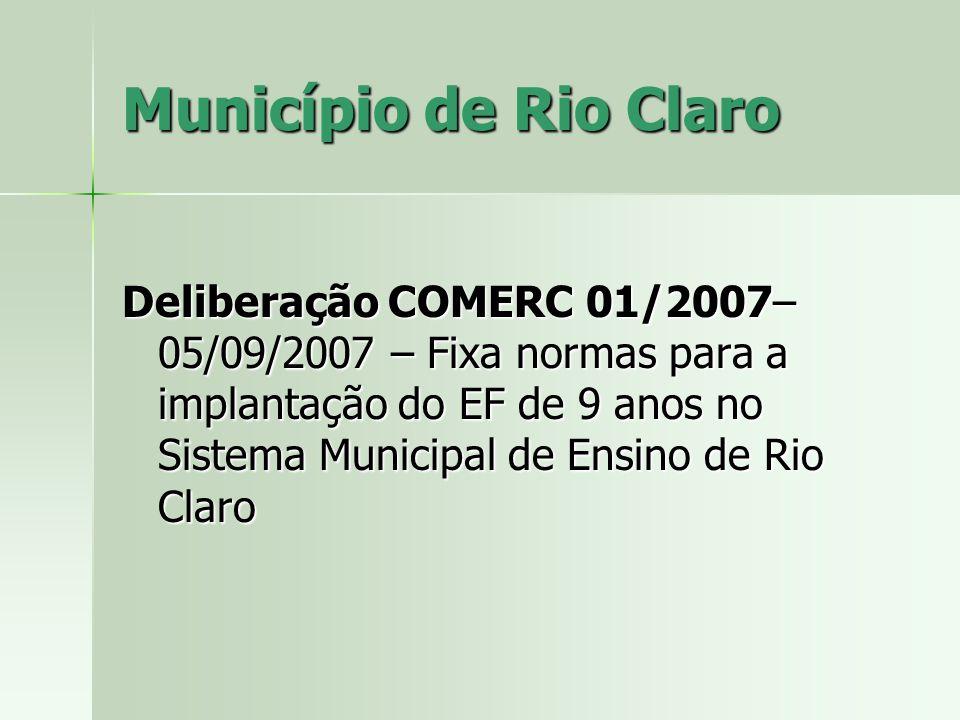 Município de Rio Claro