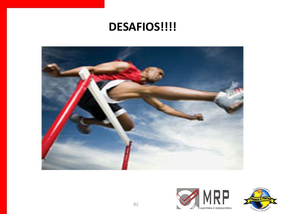DESAFIOS!!!!
