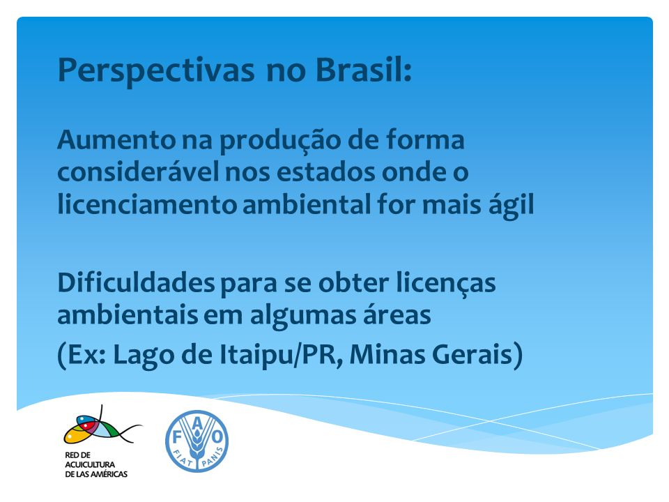 Perspectivas no Brasil: