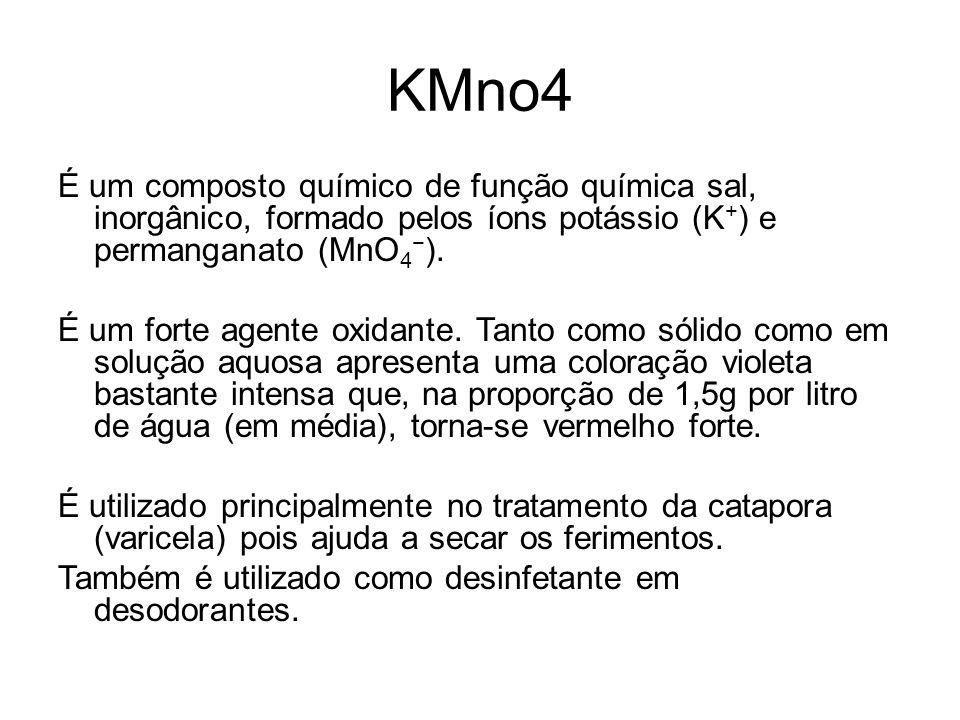KMno4