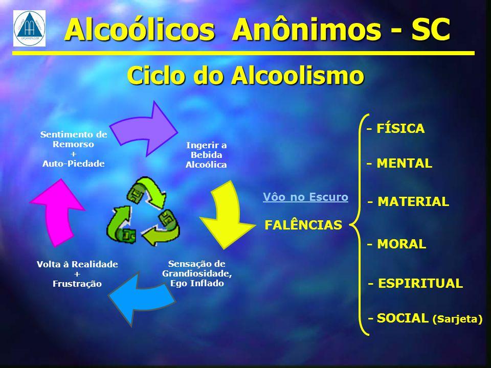Alcoólicos Anônimos - SC