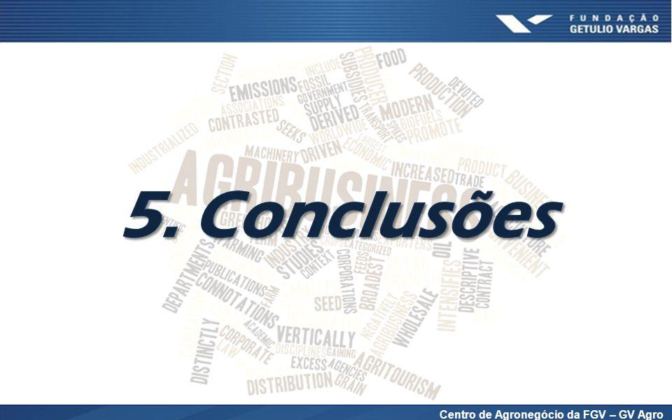 Conclusões 1 – Segurança alimentar é condição essencial para a manutenção da Paz Universal.