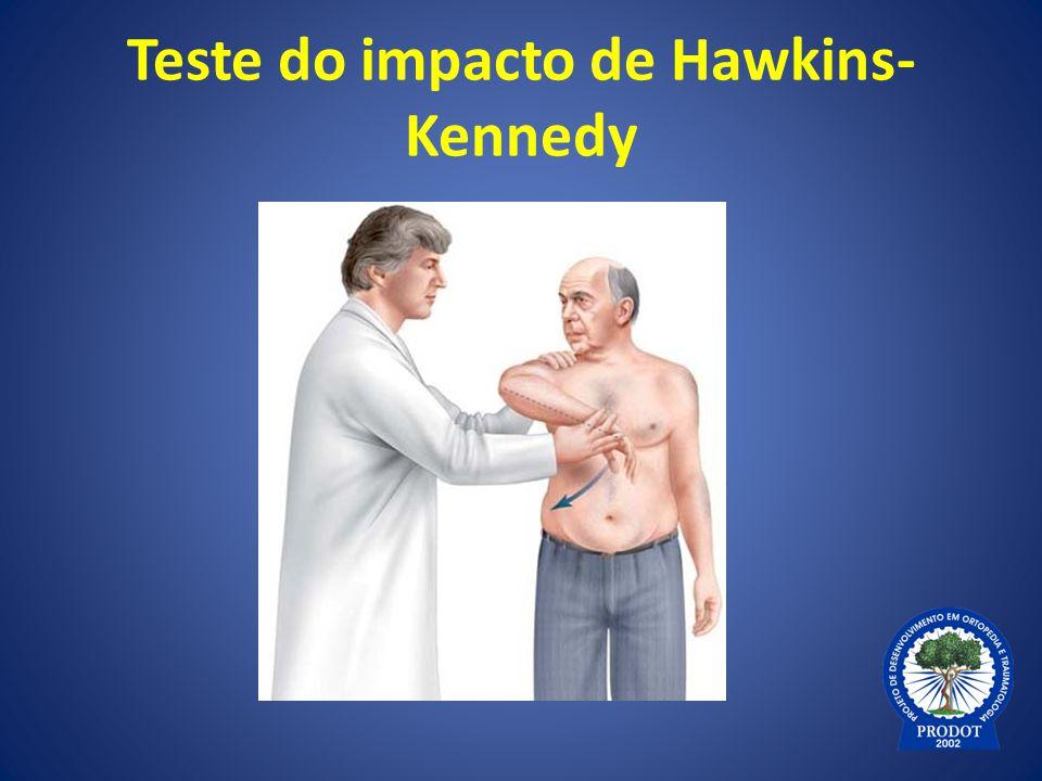 Teste do impacto de Hawkins-Kennedy