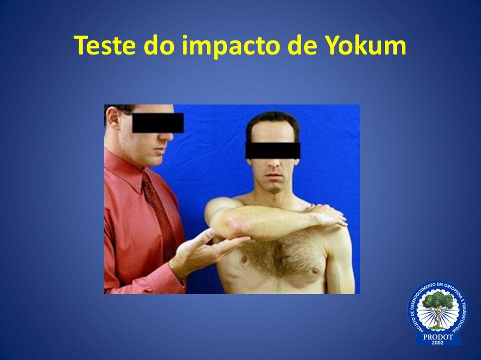 Teste do impacto de Yokum