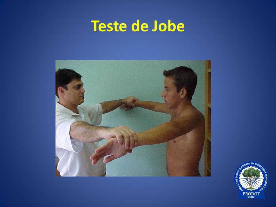 Teste de Jobe