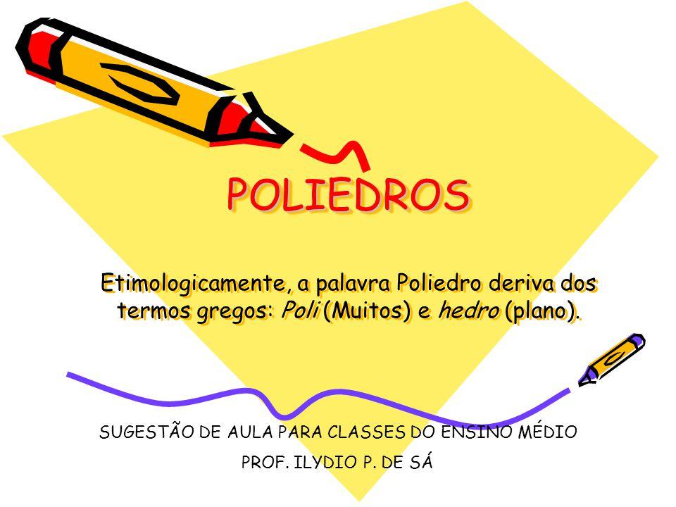 SUGESTÃO DE AULA PARA CLASSES DO ENSINO MÉDIO