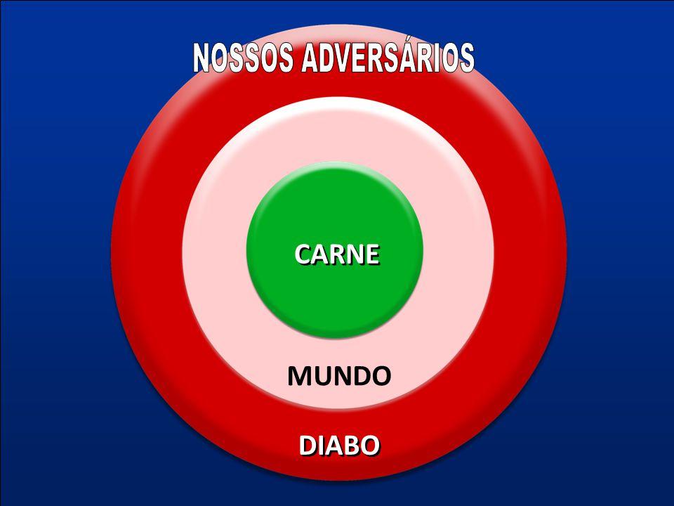 NOSSOS ADVERSÁRIOS CARNE MUNDO DIABO
