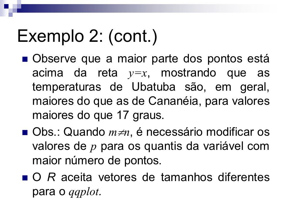 Exemplo 2: (cont.)
