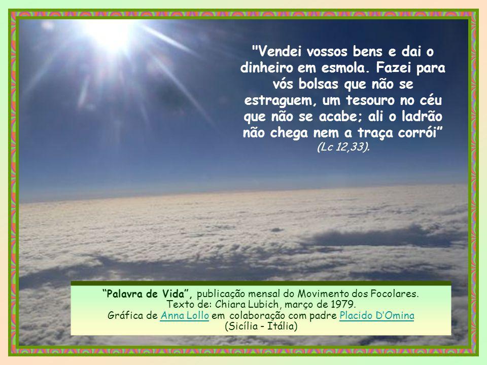 Palavra de Vida , publicação mensal do Movimento dos Focolares.