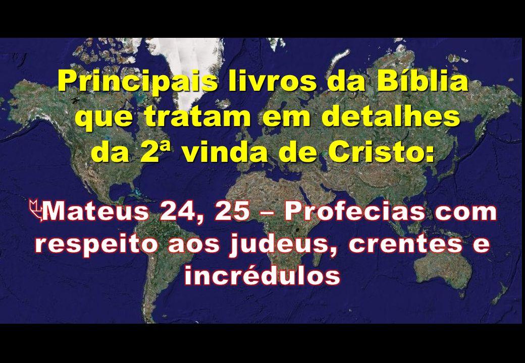 Principais livros da Bíblia