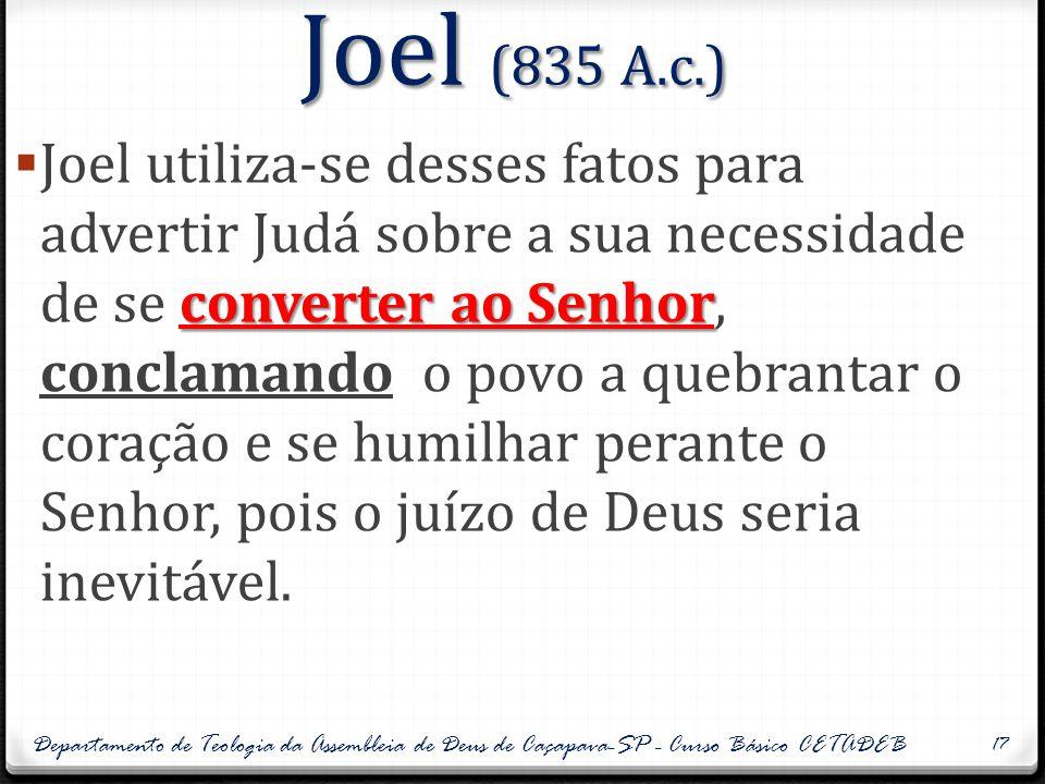 Joel (835 A.c.)