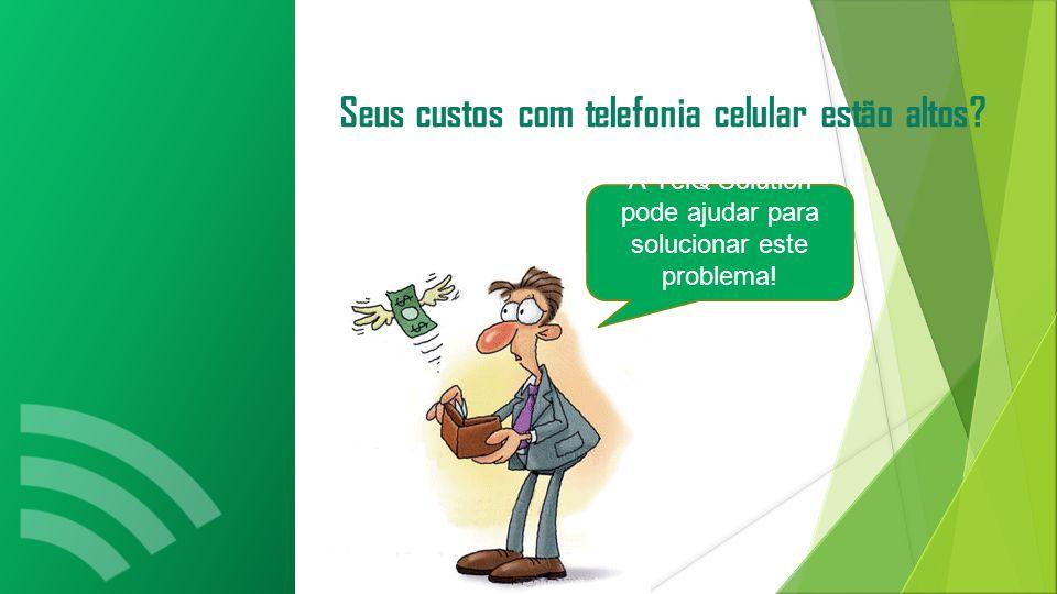 A TeiQ Solution pode ajudar para solucionar este problema!