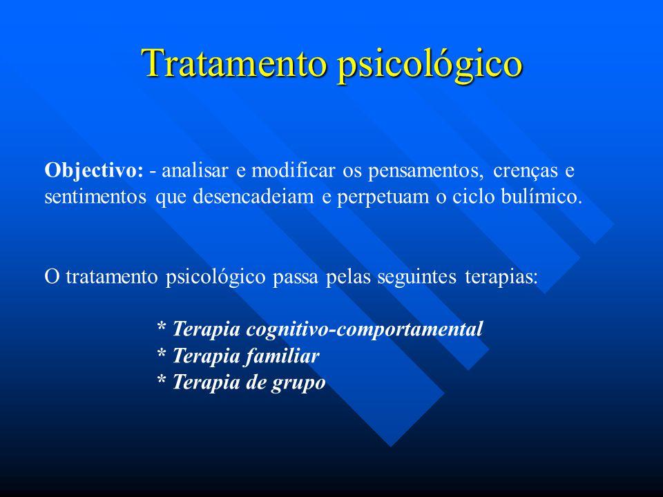 Tratamento psicológico