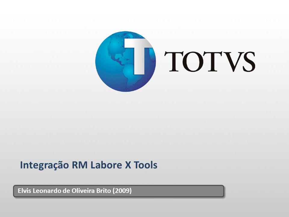Integração RM Labore X Tools