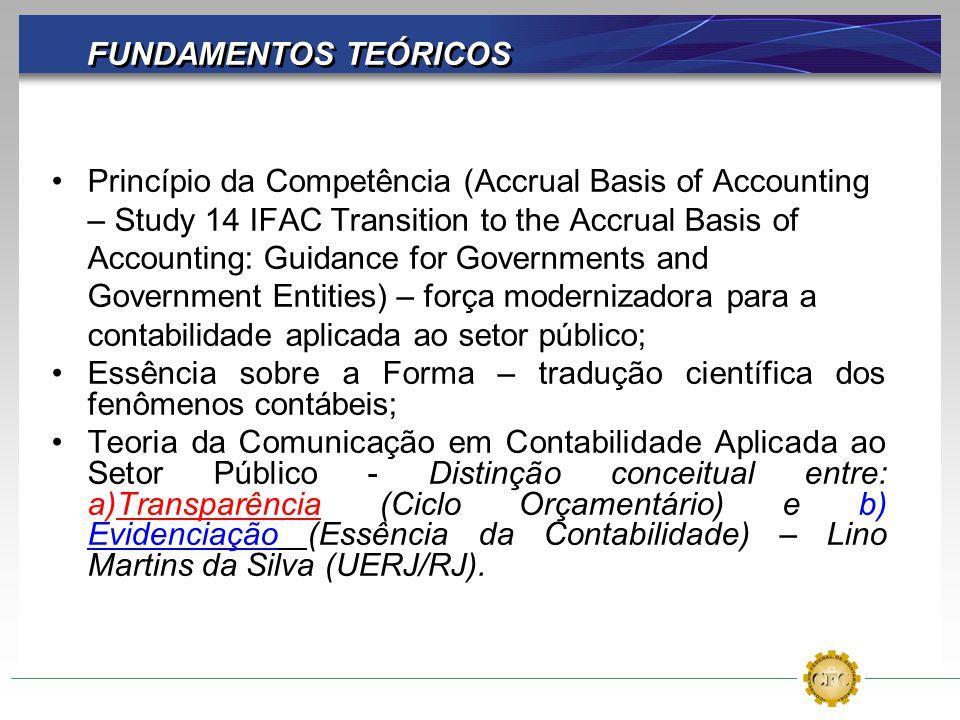 Essência sobre a Forma – tradução científica dos fenômenos contábeis;
