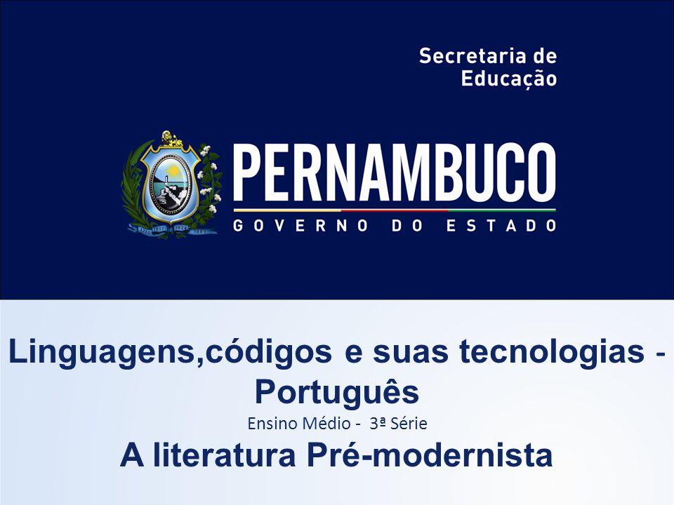 Linguagens,códigos e suas tecnologias - Português