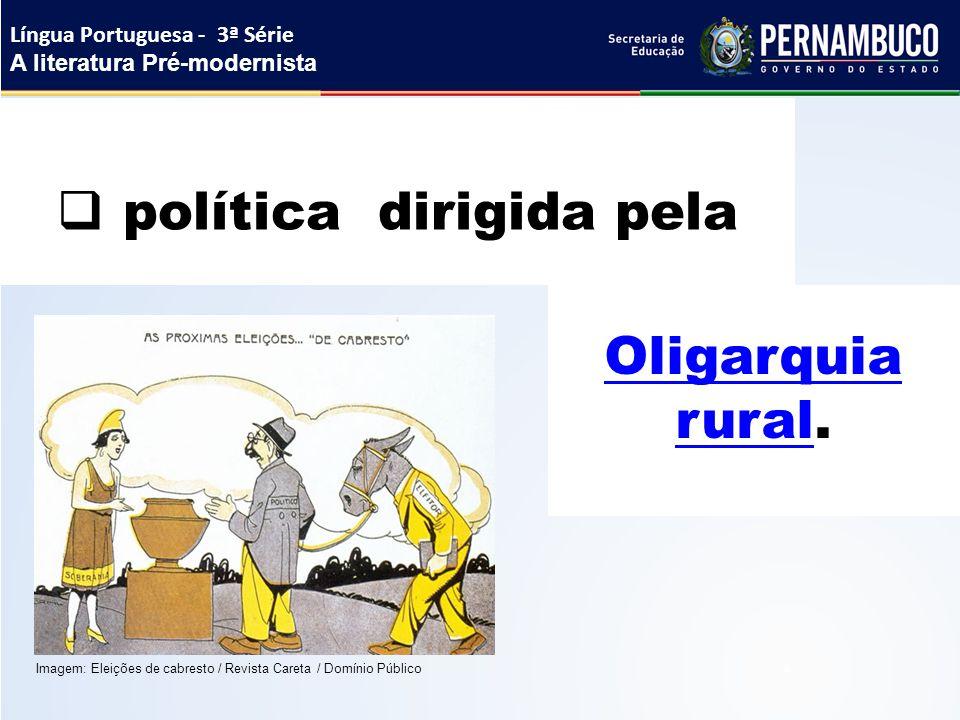 política dirigida pela