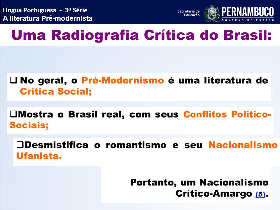 Uma Radiografia Crítica do Brasil: