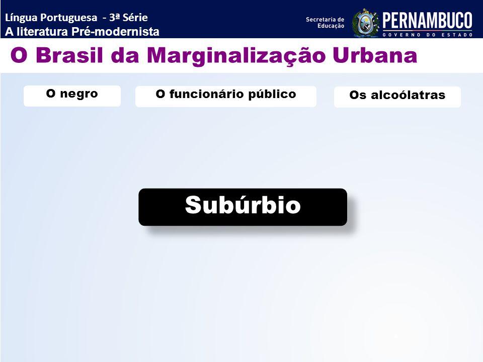Subúrbio O Brasil da Marginalização Urbana