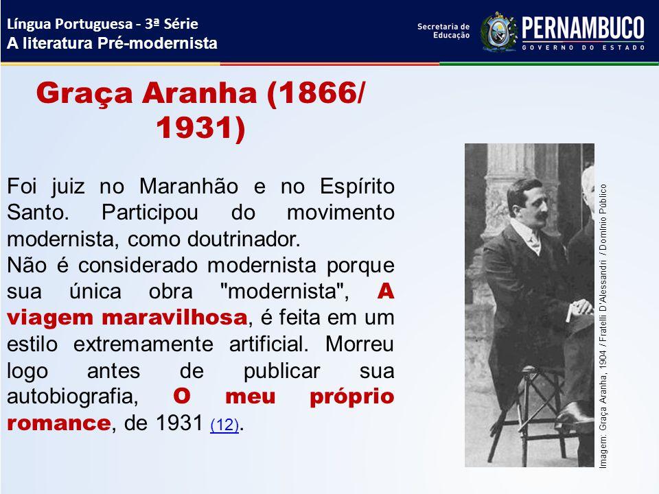 Língua Portuguesa - 3ª Série