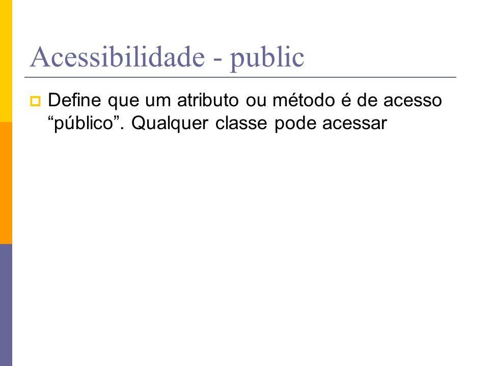 Acessibilidade - public