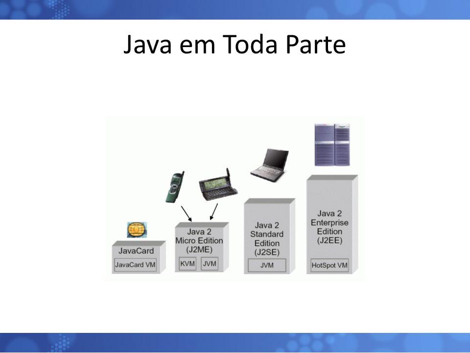 Java em Toda Parte