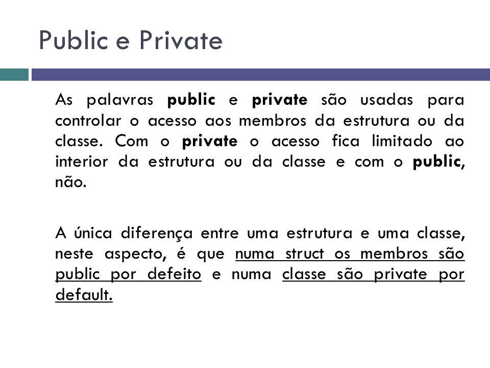 Public e Private