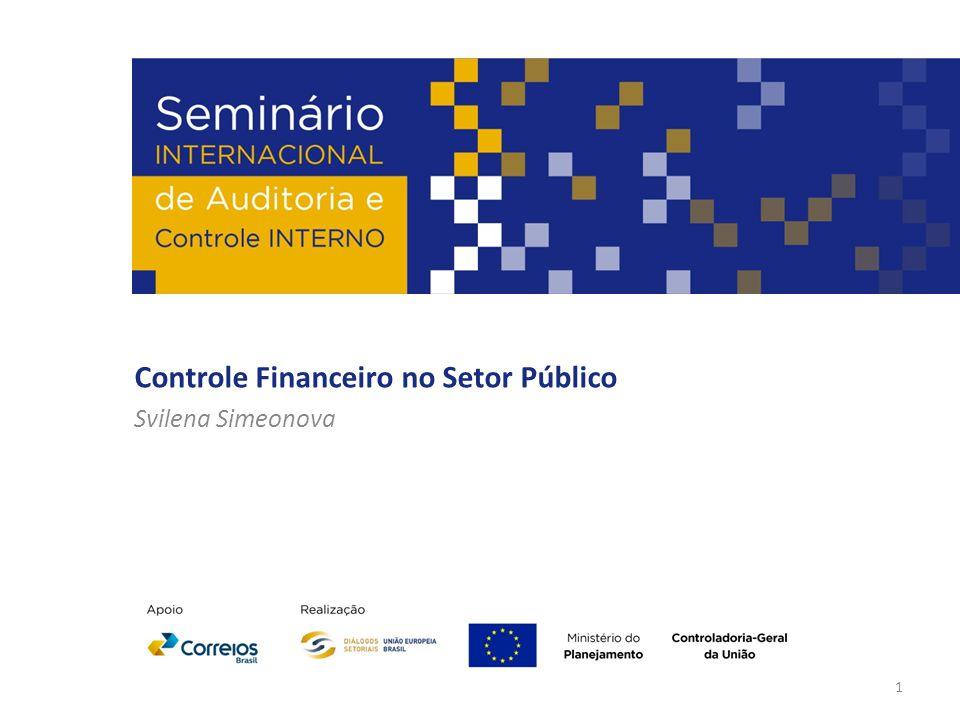 Controle Financeiro no Setor Público
