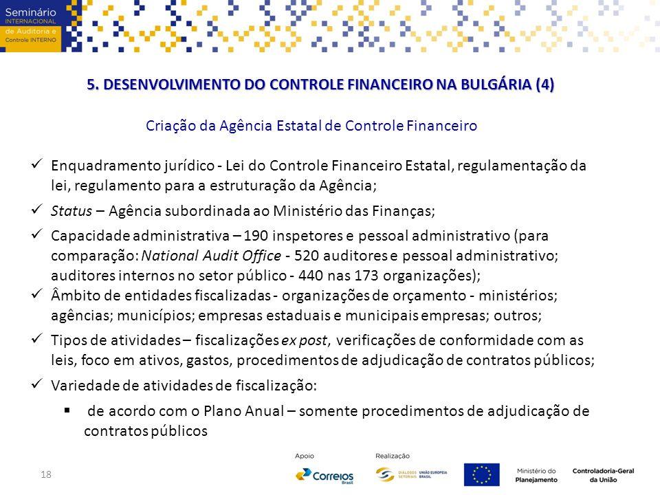 5. DESENVOLVIMENTO DO CONTROLE FINANCEIRO NA BULGÁRIA (4)