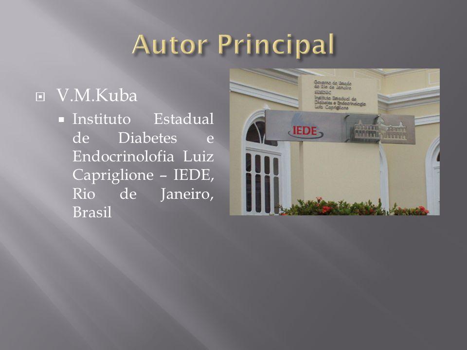 Autor Principal V.M.Kuba