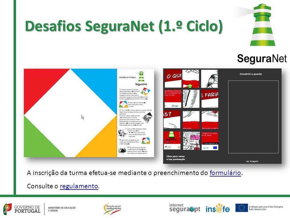 Desafios SeguraNet (1.º Ciclo)