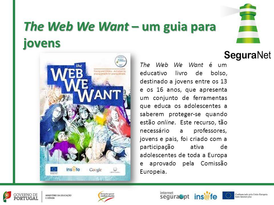 The Web We Want – um guia para jovens