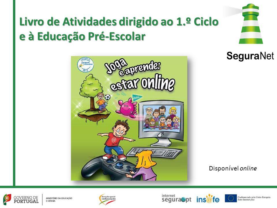 Livro de Atividades dirigido ao 1.º Ciclo e à Educação Pré-Escolar