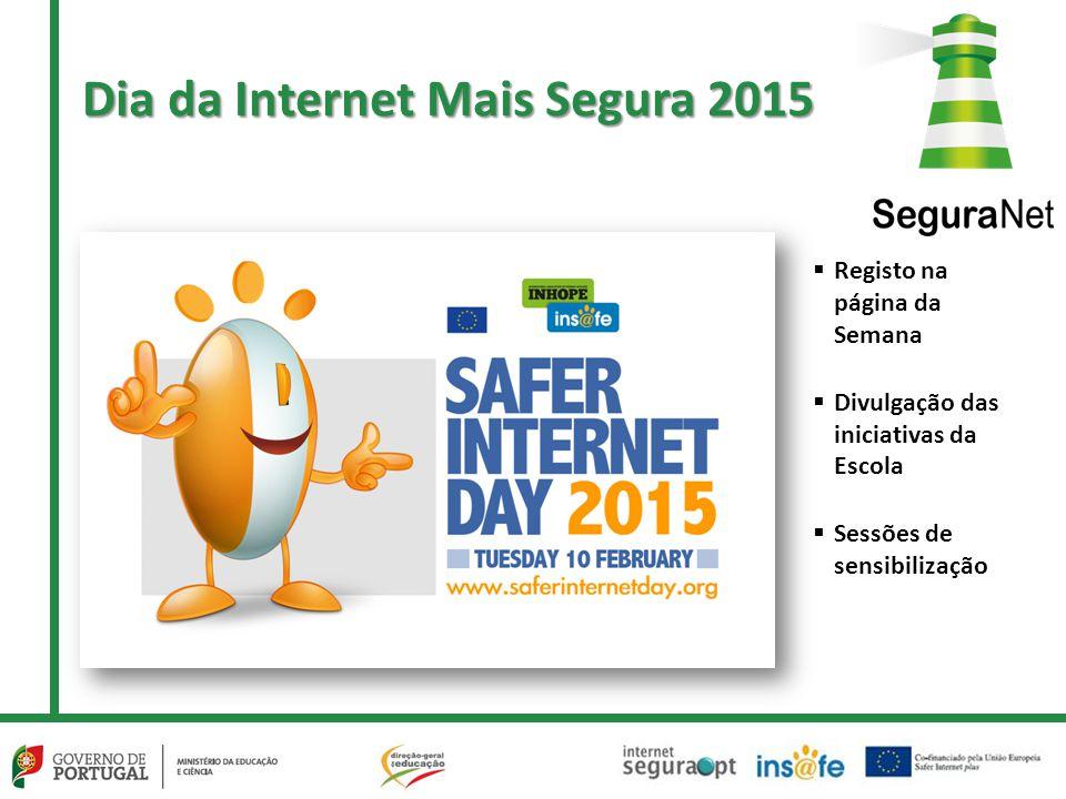 Dia da Internet Mais Segura 2015