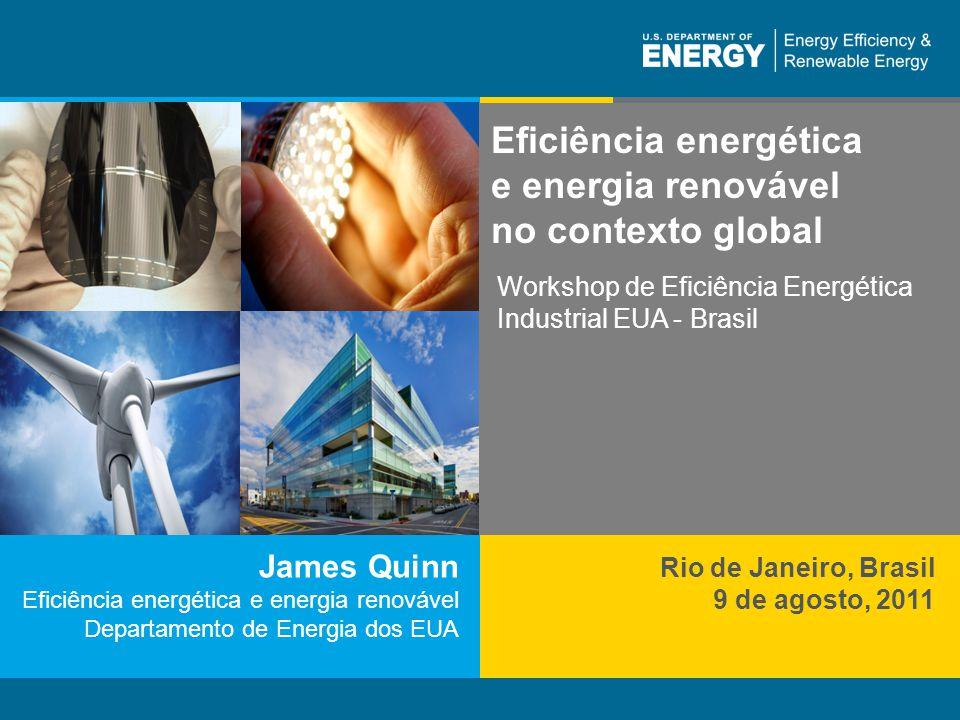 Eficiência energética e energia renovável no contexto global