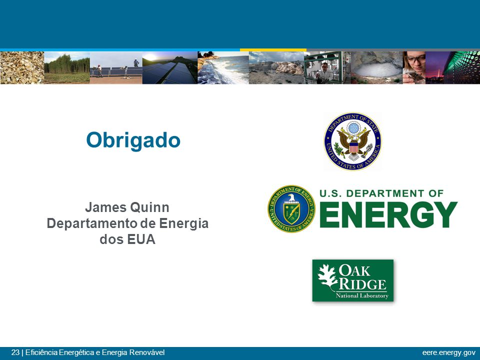 Departamento de Energia dos EUA