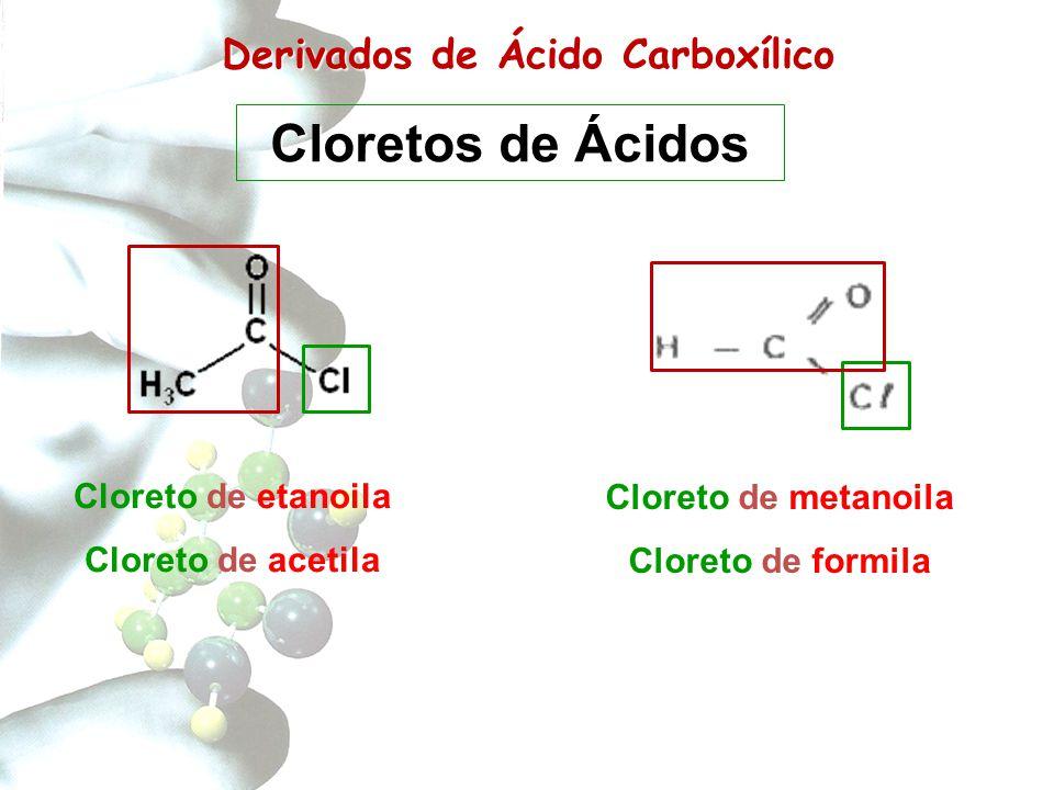Derivados de Ácido Carboxílico