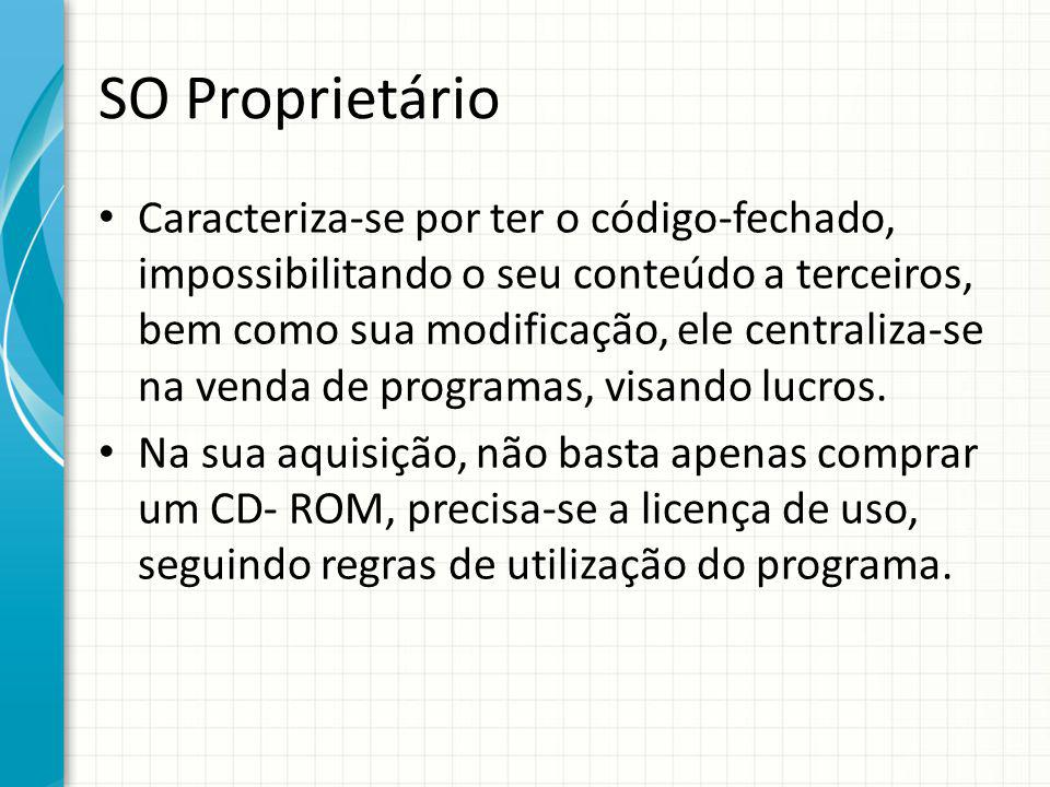 SO Proprietário